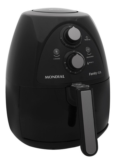 Fritadeira Air Fryer Elétrica Naf-05 127v/60hz 3,2l Mondial