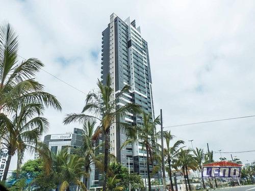 Apartamento Com 1 Dormitório À Venda, 95 M² Por R$ 1.290.000,00 - Anália Franco - São Paulo/sp - Ap0637