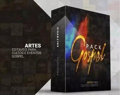 Pack Psd Mídias Sociais Para Igreja Eventos