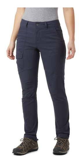Pantalon Silver Ridge Stretch Pant Ii Azul Columbia