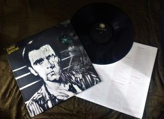 Peter Gabriel / Tercer Disco Solista, Importado