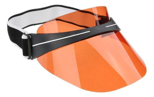 Imagen 1 de 4 de Sombrero Visera Para Protección De Rostro Y Ojos Contra