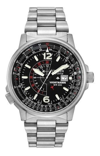Citizen Eco-drive Nighthalwk Wr200