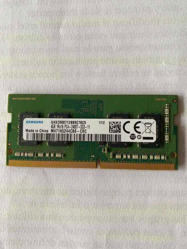 Memoria Ram Samsung 4gb Usada