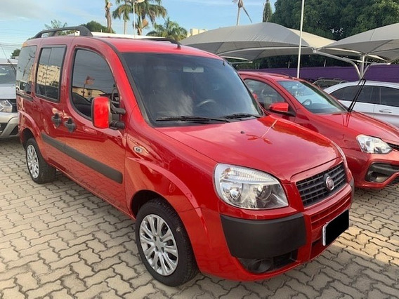 Fiat Doblo Essence 1.8 Flex 2017
