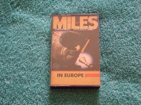 Miles Davis / In Europe - Fita K7 (original)