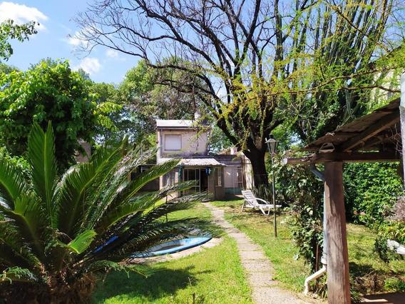Casa Con Jardín - Barrio Azcuenaga Rosario