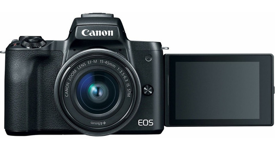 Canon M50 Kit 15-45mm Stm