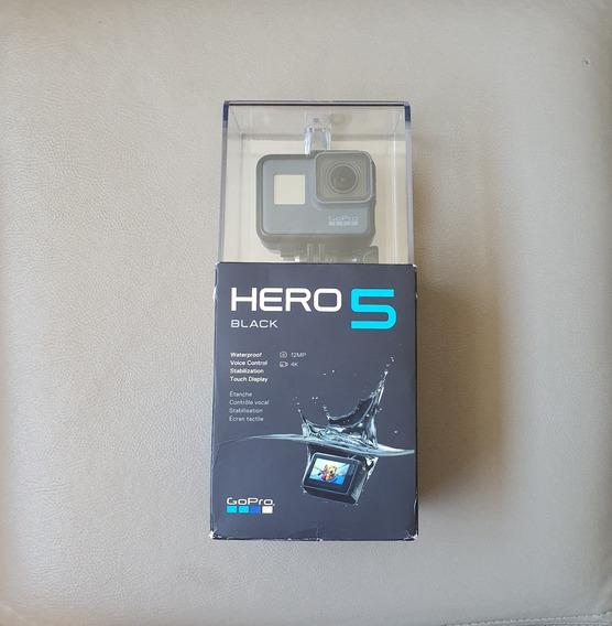 Gopro Hero 5 Black + Acessorios