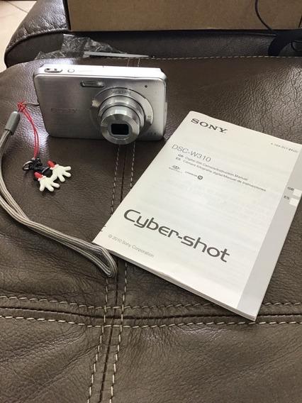 Câmera Fotográfica Cyber-shot Dsc W310