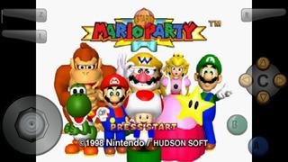 Mario Party + 247 Juegos Nintendo 64 Para Android Y Pc