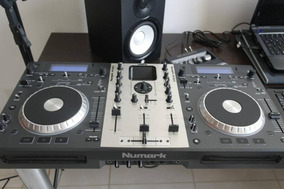 Controladora Dj Numark Mixdeck Pro