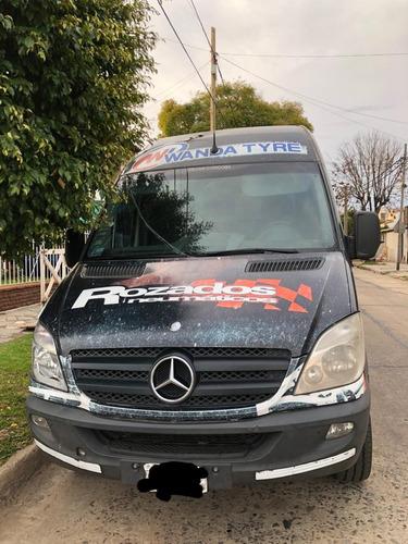Mercedes-benz Sprinter 2.1 515 Furgon 4325 150cv Te V2 2013