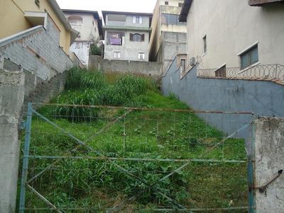 Terreno Em Parque Monte Alegre, Taboão Da Serra/sp De 250m² À Venda Por R$ 400.000,00 - Te181395