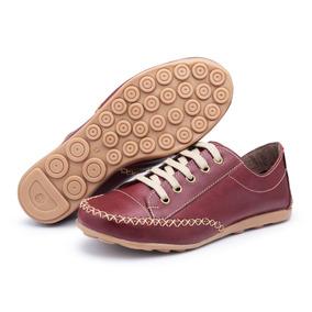 3c8f733e81 Sapatilha Social Vermelha Feminina - Sapatos no Mercado Livre Brasil