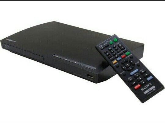Blu-ray Sony Disc/dvd Player Bdp-s185 Netflix.