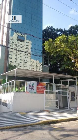 Sala Comercial A Venda No Bairro Pitangueiras Em Guarujá - - 1956-1