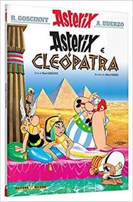Asterix E Cleópatra Nº 6 Albert Uderzo / R. Goscinny