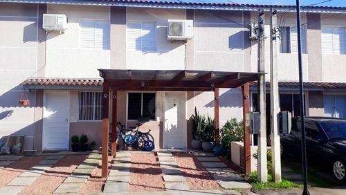 Casa Com 2 Dormitórios À Venda, 85 M² Por R$ 255.000,00 - Canudos - Novo Hamburgo/rs - Ca3354