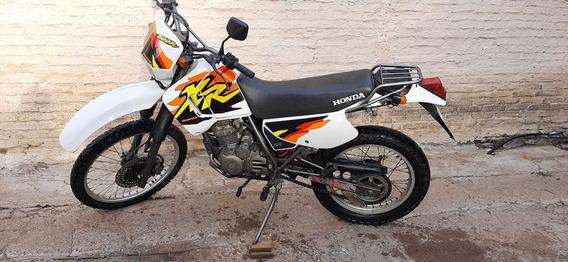Honda Xl200 Año 2004 Inmaculada
