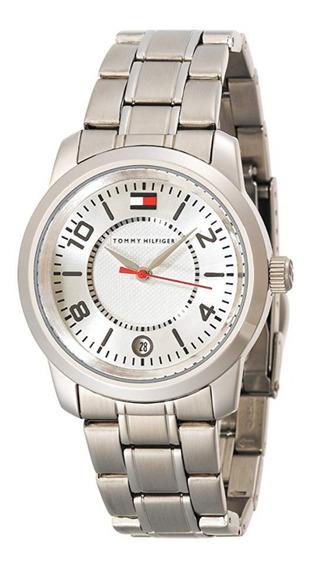 Relógio De Pulso Tommy Hilfiger Aço Clássico Tommy Hilfiger