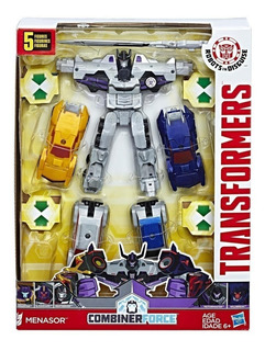 Transformers Rid Combiner Menasor Envio Full (6173)
