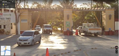 Imagen 1 de 6 de Terreno En Venta En Puerto Morelos, Cancún Quintana Roo.
