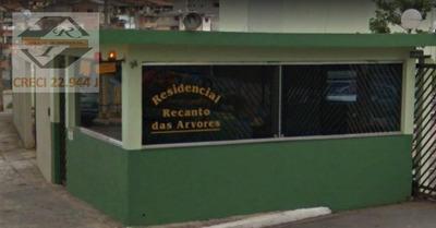 Apartamento Com 2 Dormitórios À Venda, 51 M² Por R$ 142.499 - Cidade Satélite Santa Bárbara - São Paulo/sp - Ap4372