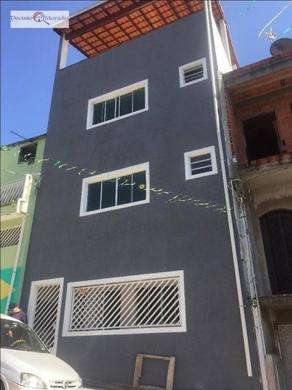 Apartamento Com 1 Dormitório Para Alugar, 40 M² Por R$ 700,00/mês - Raposo Tavares - São Paulo/sp - Ap0799