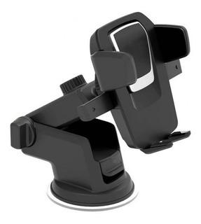 Suporte Veicular Trava Automática Painel Celular Gps Carro