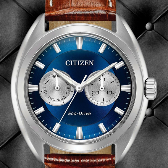 Relógio Citizen Eco-drive Bu4010-05l . Tz21027f . 100 M