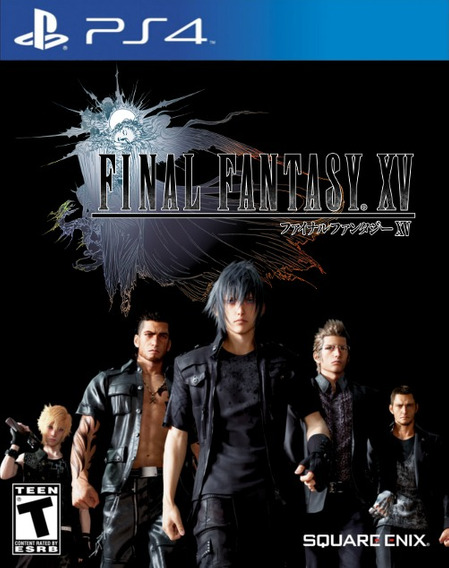 Final Fantansy Xv - Original 1 - Ps4