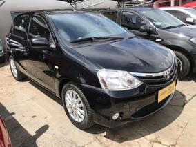 Toyota Etios Xls 1.5 Flex 16v 4p Mec. 2013