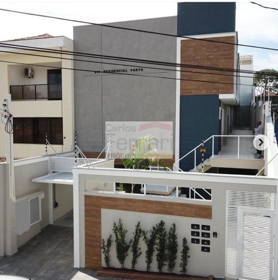 Sobrado Em Condomínio Fechado Vila Paiva 2 Dorm. 2 Suites - Cf22248