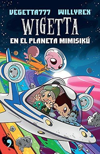 Wigetta Libro Firmado en Mercado Libre México