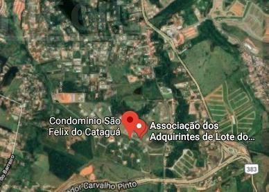 Terreno - Chacara Sao Felix - Ref: 398 - V-te0681