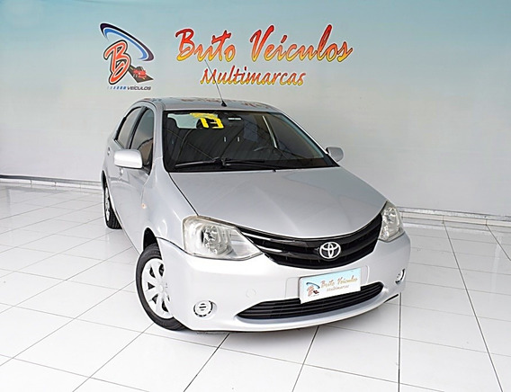 Toyota Etios 1.5 Xs Sedan 16v Flex 4p Manual 2013