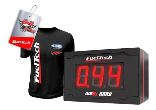 Fueltech Wideband Nano Sem Chicote (wide Band)