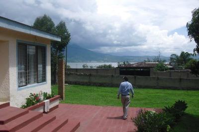 Precioso Terreno Grande Con Vista Al Lago De Chapala
