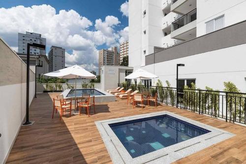 Apartamento Para Venda Em São Paulo, Saúde, 2 Dormitórios, 1 Suíte, 2 Banheiros, 1 Vaga - Cap0864_1-1182375