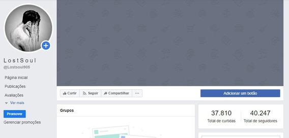 Pagina No Facebook Com 37.800 Likes