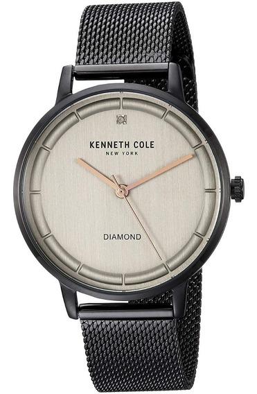 Reloj Para Dama Kenneth Cole Kc50010003 Envio Gratis