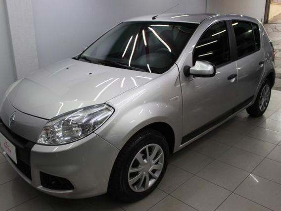 Renault Sandero Expression 1.6 8v Hi-flex, Itf3817