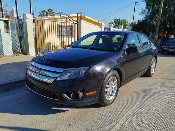 Ford Fusion S L4 At 2011