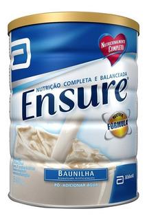 Ensure Pó 900 Gramas - Baunilha, Chocolate, Morango, Banana