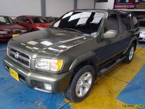 Nissan Pathfinder 3 Serie Sl At 3.5 Fe