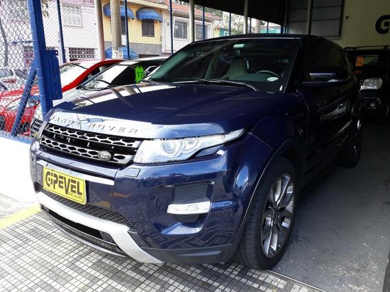 Land Rover Evoque Dinamic Tech 5 Pts 4wd Gipevel