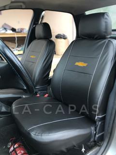 Capa Banco 100% Couro Carro Chevrolet Corsa Wind 4-2 Portas