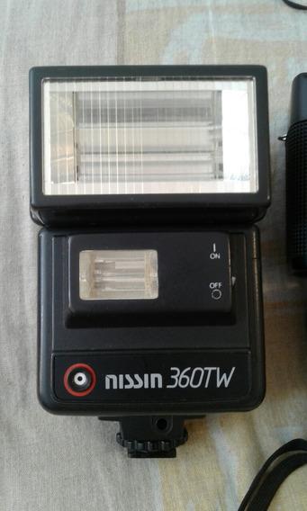NISSIN Di700 aire Flash y comandante micro cuatro tercios