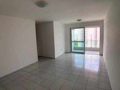 Apartamento Em Torre, Recife/pe De 88m² 3 Quartos À Venda Por R$ 580.000,00 - Ap171897